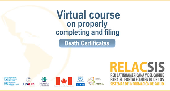 Banner Virtual Course on Properly Completing and Filing Death Certificates